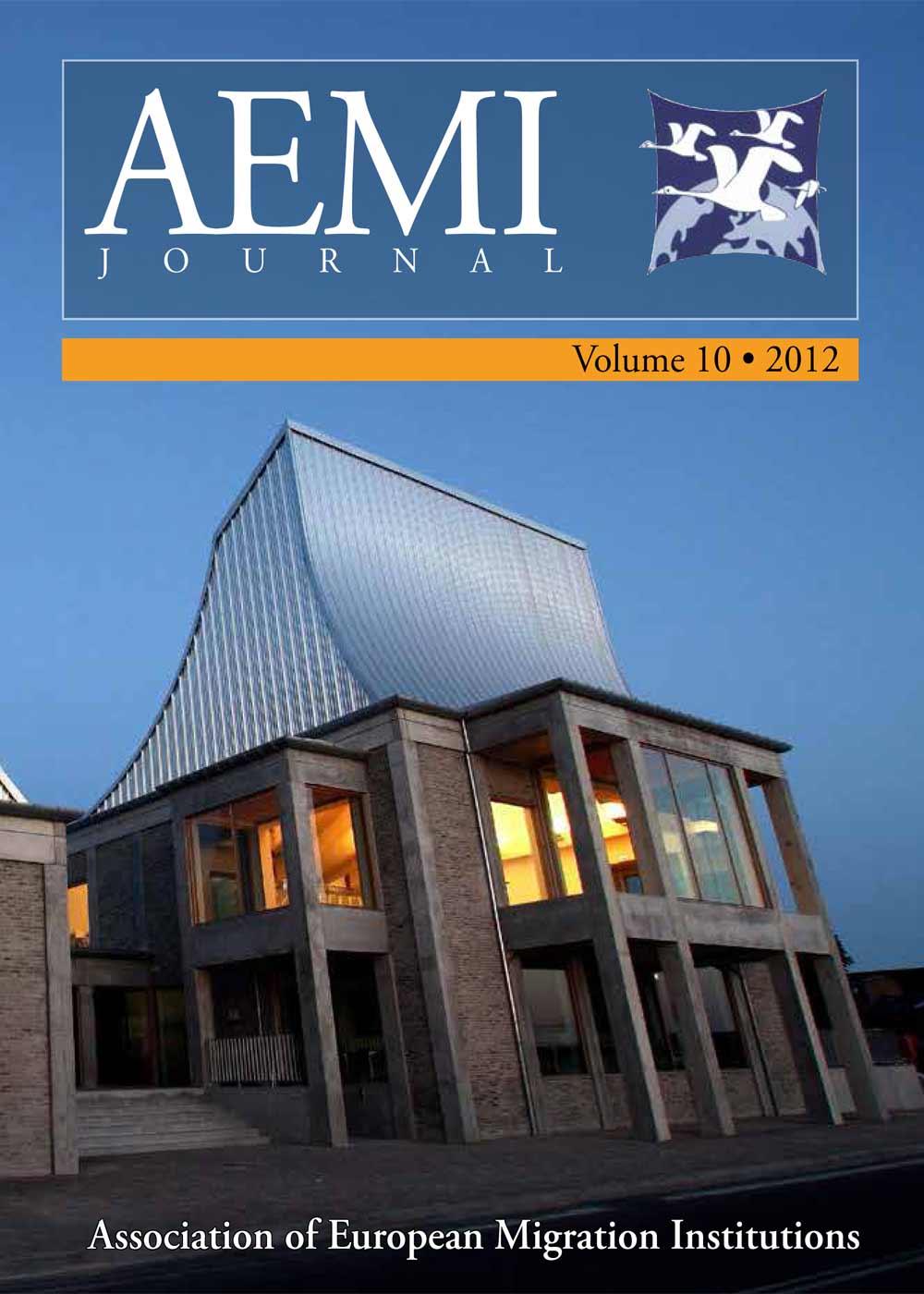 AEMI Journal – Volume 10 (2012)