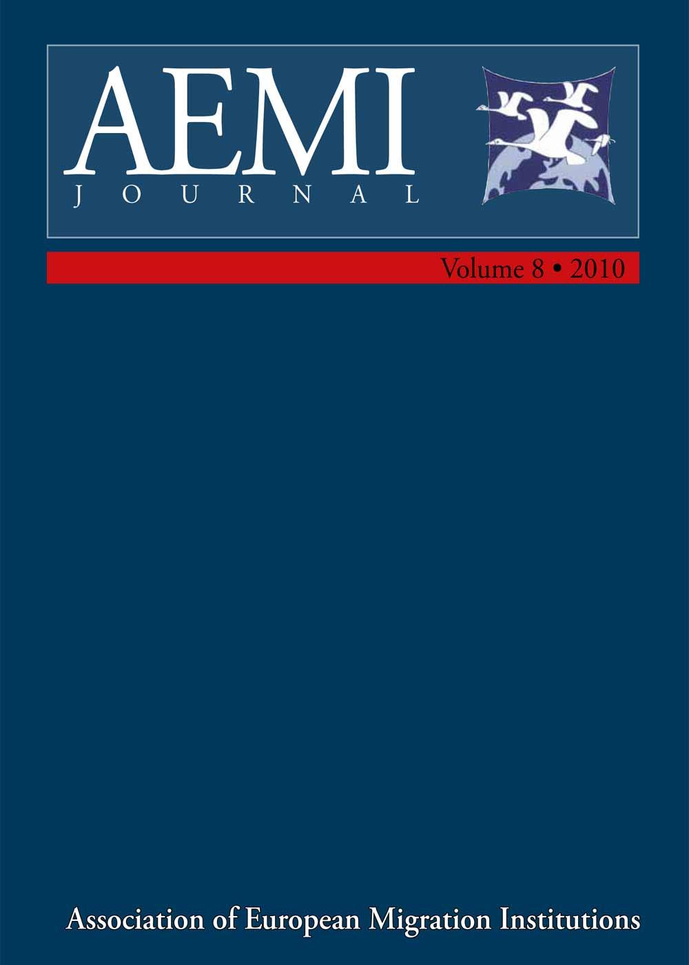 AEMI Journal – Volume 8