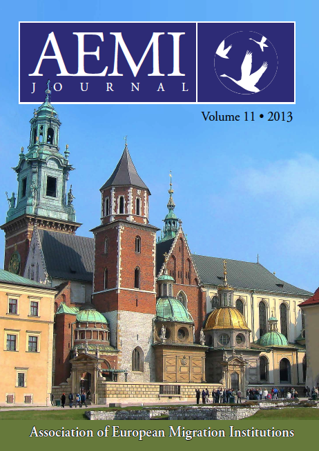 AEMI Journal – Volume 11 (2013)