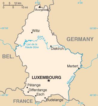 Tab. 1 Le bilan migratoire (1840-2008) en Luxembourg