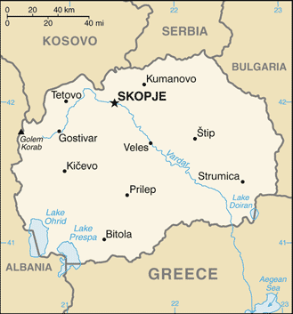 Macedonia: Book Chapter