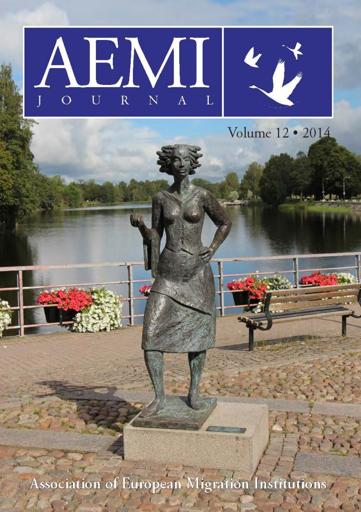 cover aemi journal karlstad