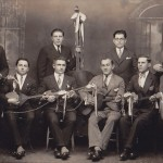 "Tamburica Orchestra ""Proleter""  in Montreal, Quebec, Canada, 1932"