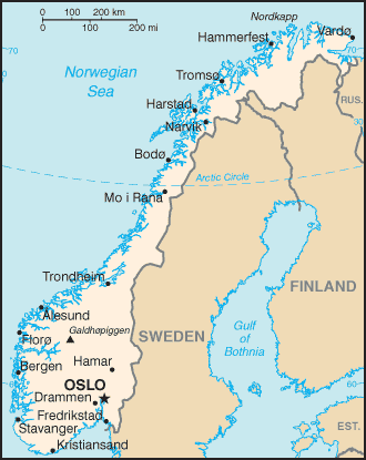 Norway: Book Chapter