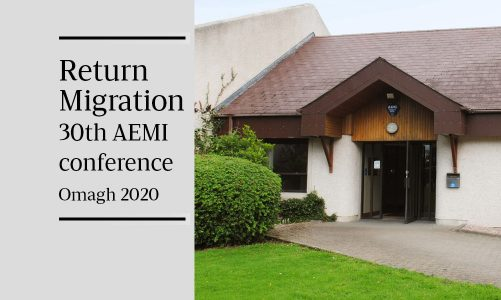 Return Migration – 30th AEMI conference. Omagh 2020