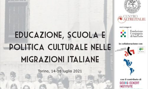 Conference about education, school and cultural policy in Italian migration